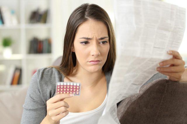 Discharge on Birth Control Pills